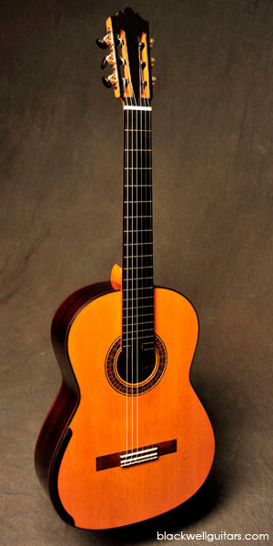 doubletop classical guitar